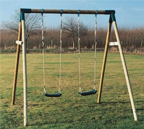 Dehradun Park Equipment Swings See Saw Children Park